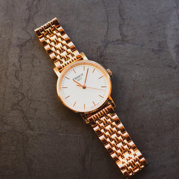 Женские наручные часы TISSOT EVERYTIME SMALL T109.210.33.031.00 - Фото № 10