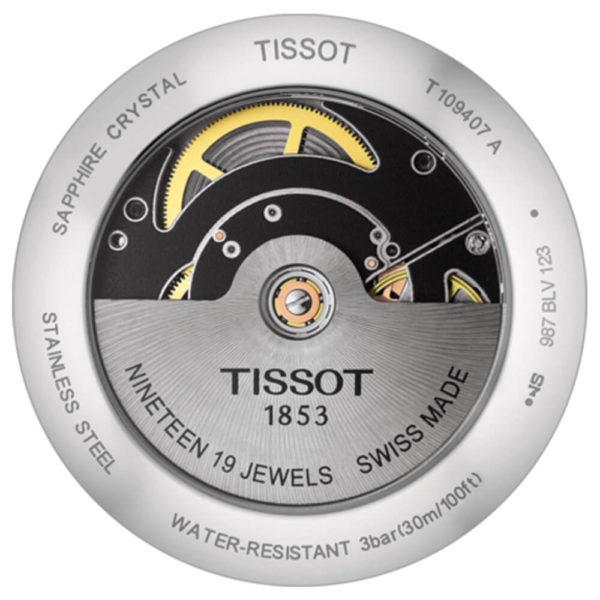 Мужские наручные часы TISSOT EVERYTIME SWISSMATIC T109.407.16.051.00 - Фото № 10