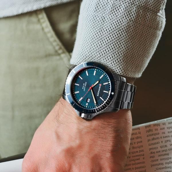 Мужские наручные часы WENGER Seaforce W01.0641.129 - Фото № 6