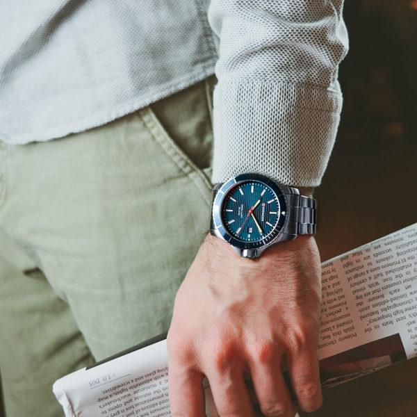 Мужские наручные часы WENGER Seaforce W01.0641.129 - Фото № 7