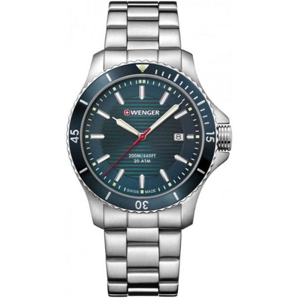Мужские наручные часы WENGER Seaforce W01.0641.129 - Фото № 4