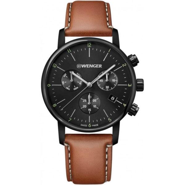 Мужские наручные часы WENGER Urban Classic W01.1743.115