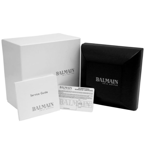 Женские наручные часы BALMAIN TRADITION B4135.33.26 - Фото № 9