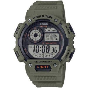 Часы Casio AE-1400WH-3AVEF