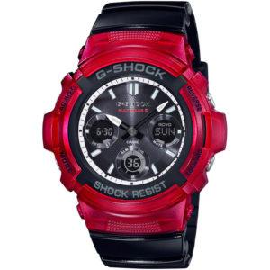 Часы Casio AWG-M100SRB-4AER