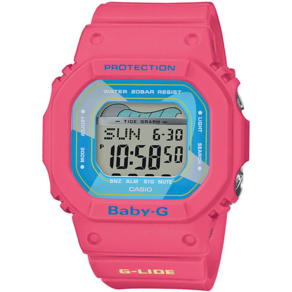 Женские наручные часы CASIO Baby-G BLX-560VH-4ER
