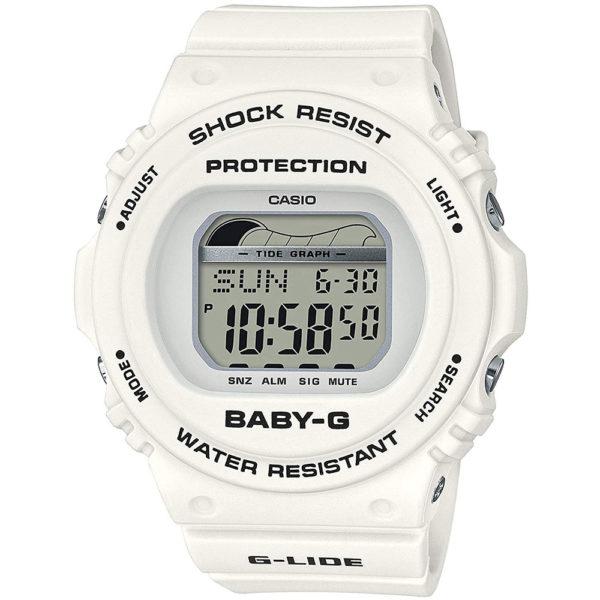 Женские наручные часы CASIO Baby-G BLX-570-7ER