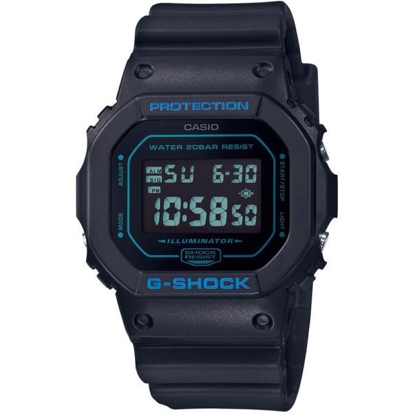 Мужские наручные часы CASIO G-Shock DW-5600BBM-1ER