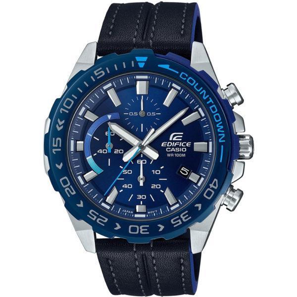 Мужские наручные часы CASIO Edifice EFR-566BL-2AVUEF
