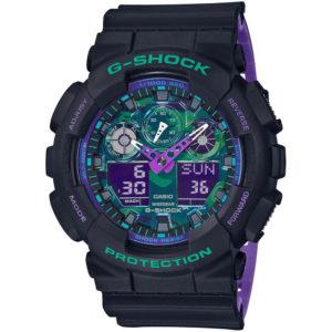 Часы Casio GA-100BL-1AER