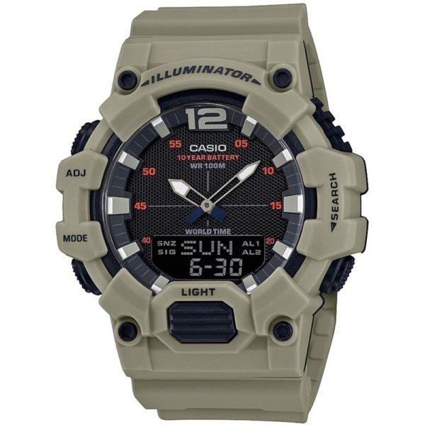 Мужские наручные часы CASIO Illuminator HDC-700-3A3VEF