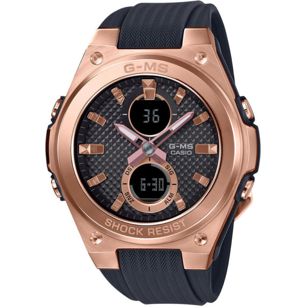 Женские наручные часы CASIO Baby-G MSG-C100G-1AER
