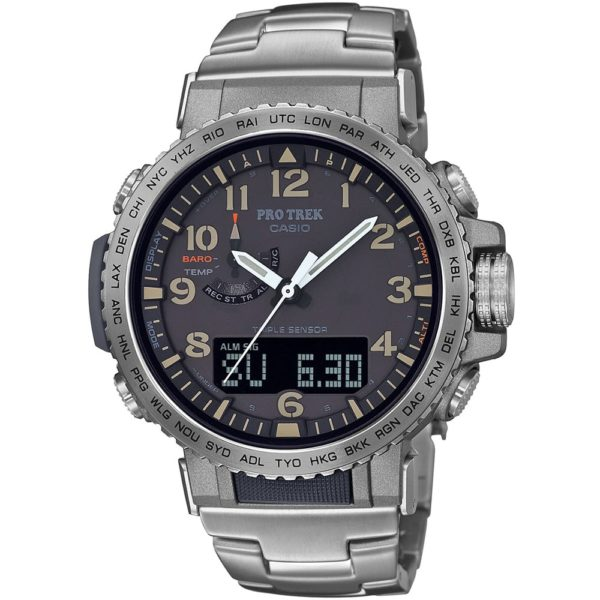 Мужские наручные часы CASIO Pro Trek PRW-50T-7AER