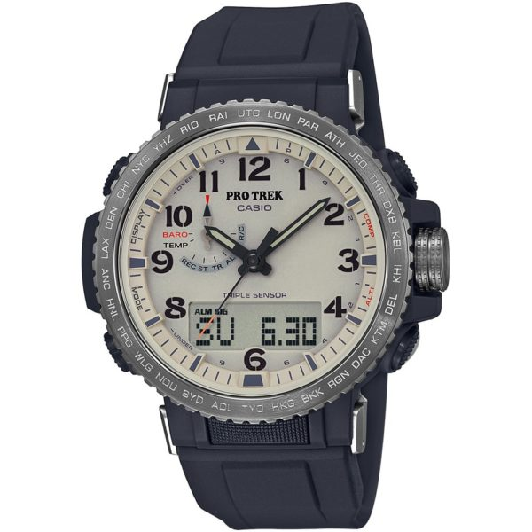 Мужские наручные часы CASIO Pro Trek PRW-50Y-1BER