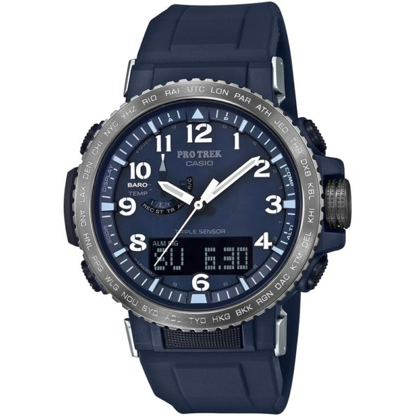 Мужские наручные часы CASIO Pro Trek PRW-50YFE-2AER
