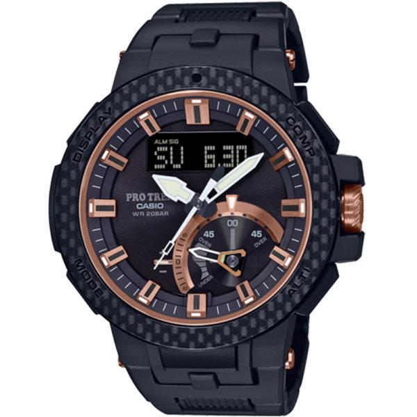 Мужские наручные часы CASIO Pro Trek PRW-7000X-1ER