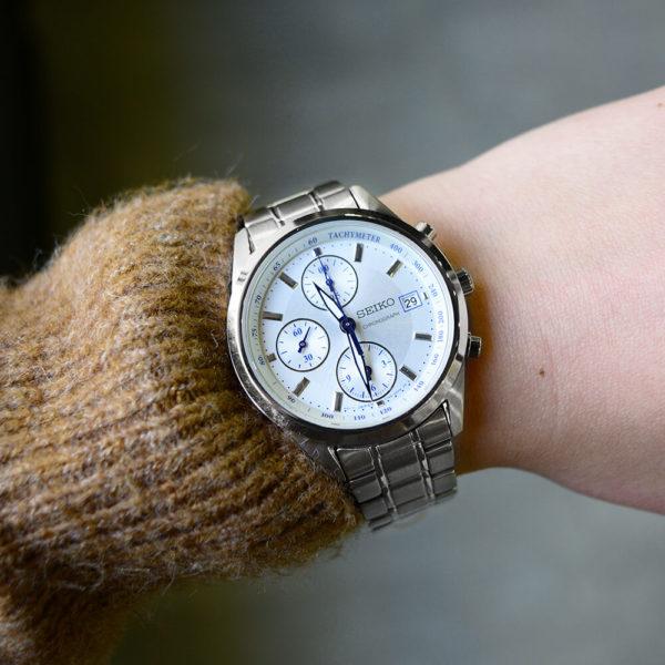 Женские наручные часы SEIKO CS Sports SNDV51P1 - Фото № 6
