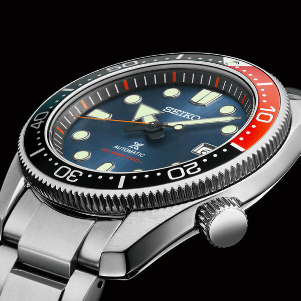 Мужские наручные часы SEIKO Prospex Twilight Blue Special Edition SPB097J1 - Фото № 16