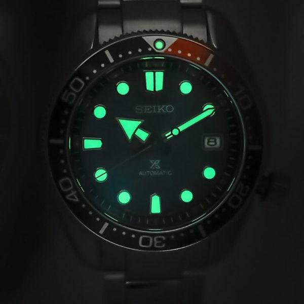 Мужские наручные часы SEIKO Prospex Twilight Blue Special Edition SPB097J1 - Фото № 15
