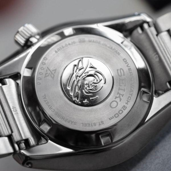Мужские наручные часы SEIKO Prospex Twilight Blue Special Edition SPB097J1 - Фото № 17