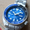 Мужские наручные часы SEIKO Prospex Turtle Save the Ocean Great White Shark SRPD21K1 - Фото № 6
