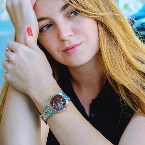 Женские наручные часы SEIKO Presage SSA808J1 - Фото № 7