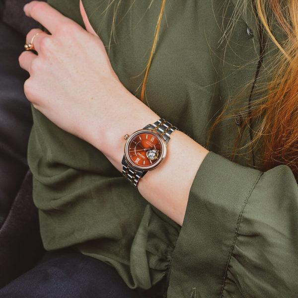 Женские наручные часы SEIKO Presage SSA808J1 - Фото № 6