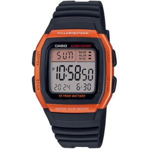Часы Casio W-96H-4A2VEF