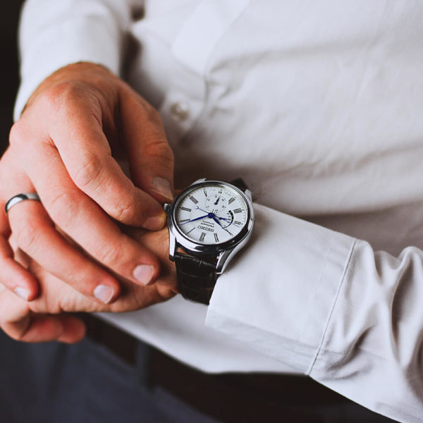 Мужские наручные часы SEIKO Presage Enamel Dial SPB045J1 - Фото № 16
