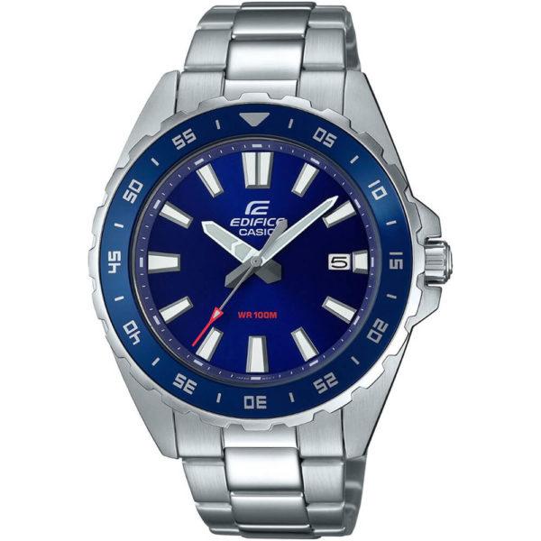 Мужские наручные часы CASIO Edifice EFV-130D-2AVUEF