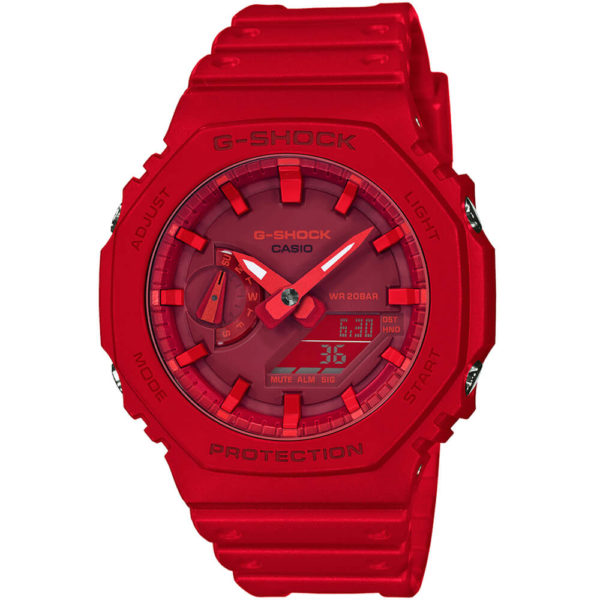 Мужские наручные часы CASIO G-Shock GA-2100-4AER