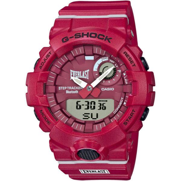 Мужские наручные часы CASIO G-Shock GBA-800EL-4AER - Фото № 4