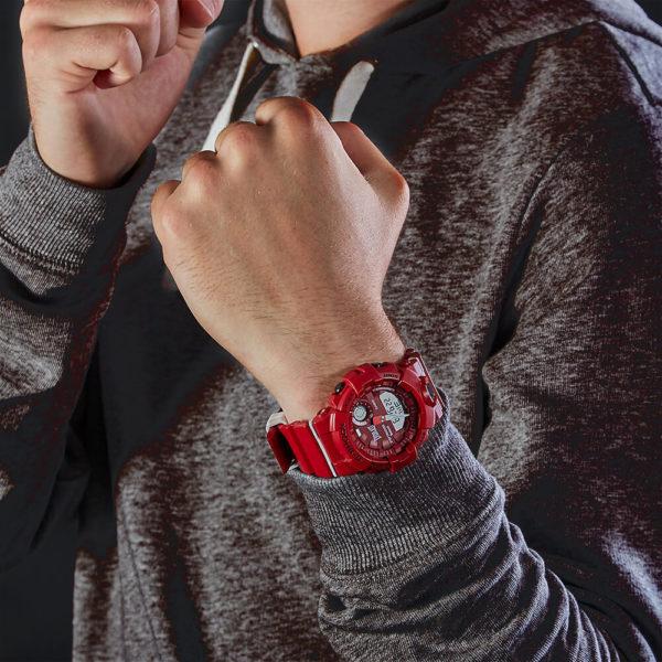 Мужские наручные часы CASIO G-Shock GBA-800EL-4AER - Фото № 7