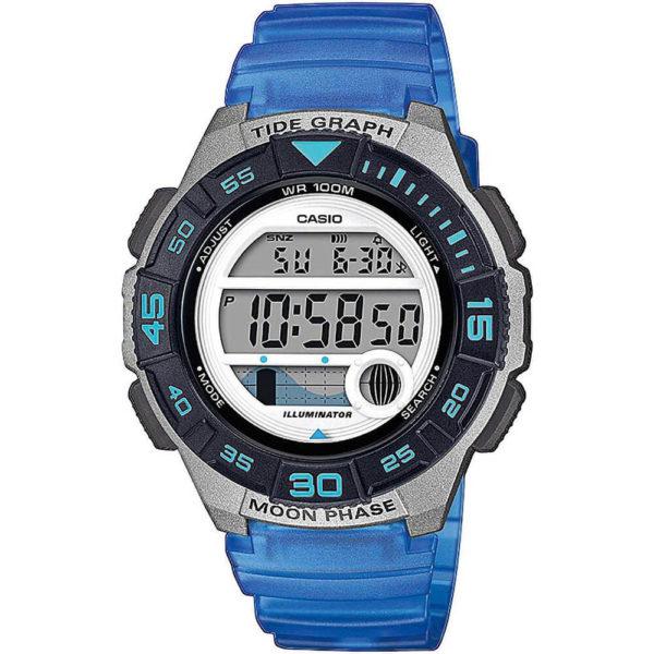 Женские наручные часы CASIO  LWS-1100H-2AVEF