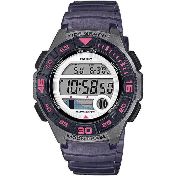 Женские наручные часы CASIO  LWS-1100H-8AVEF