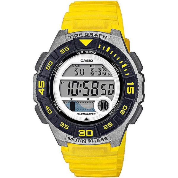 Женские наручные часы CASIO  LWS-1100H-9AVEF