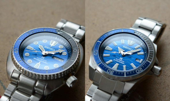 Seiko Save the Ocean Great White Shark
