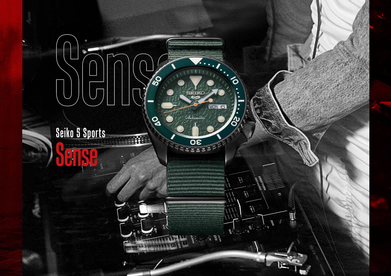 Seiko 5 Sense