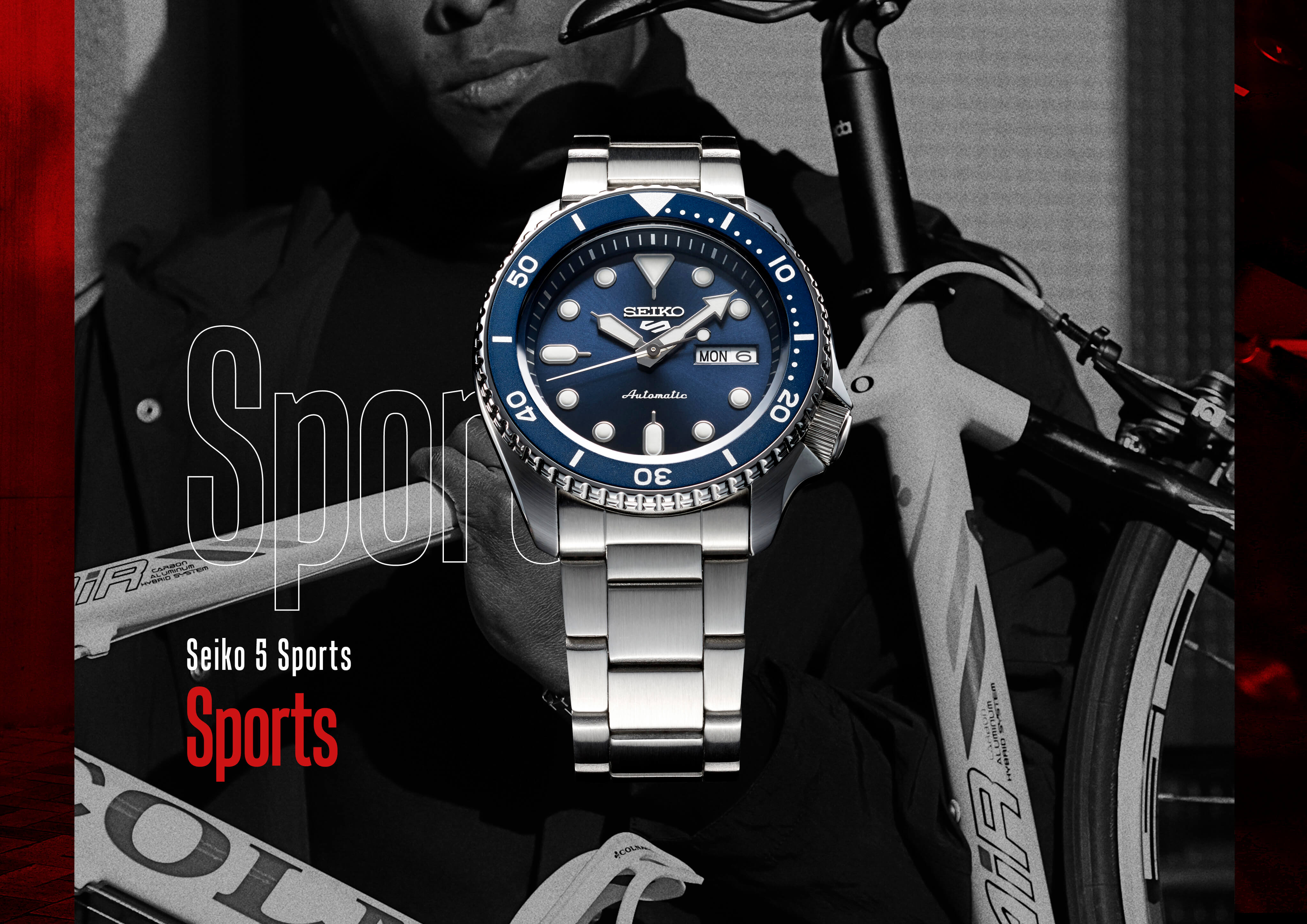Seiko 5 Sports Re-Born