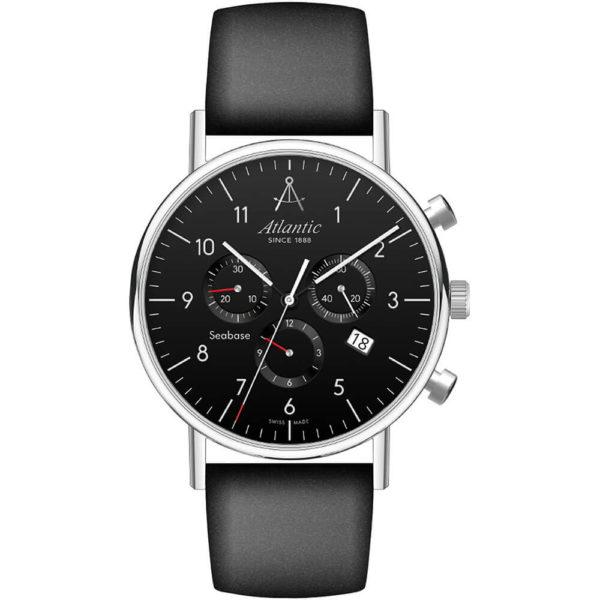 Мужские наручные часы ATLANTIC Seabase 60452.41.65