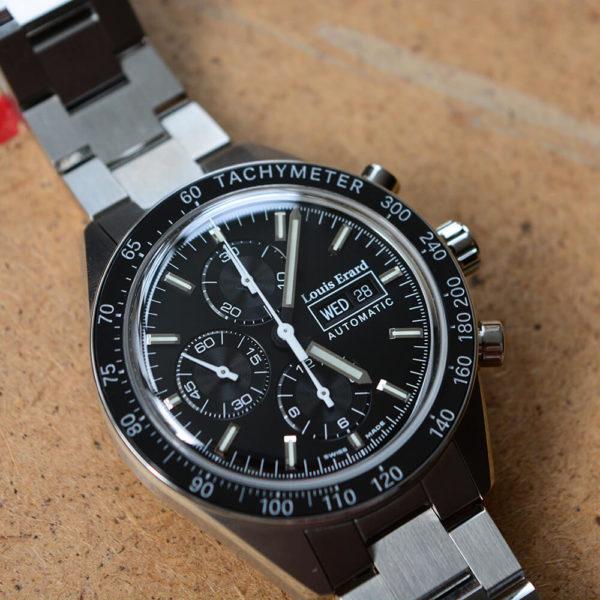 Мужские наручные часы LOUIS ERARD Sportive 78109AA02.BMA29 - Фото № 8