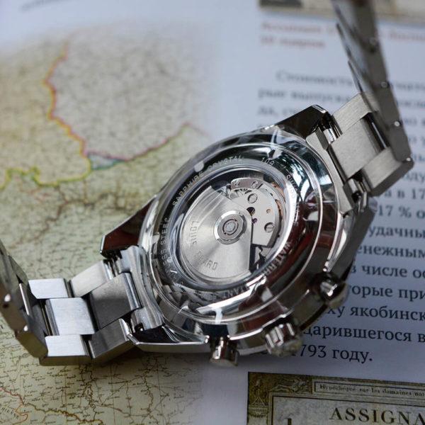 Мужские наручные часы LOUIS ERARD Sportive 78109AA02.BMA29 - Фото № 10