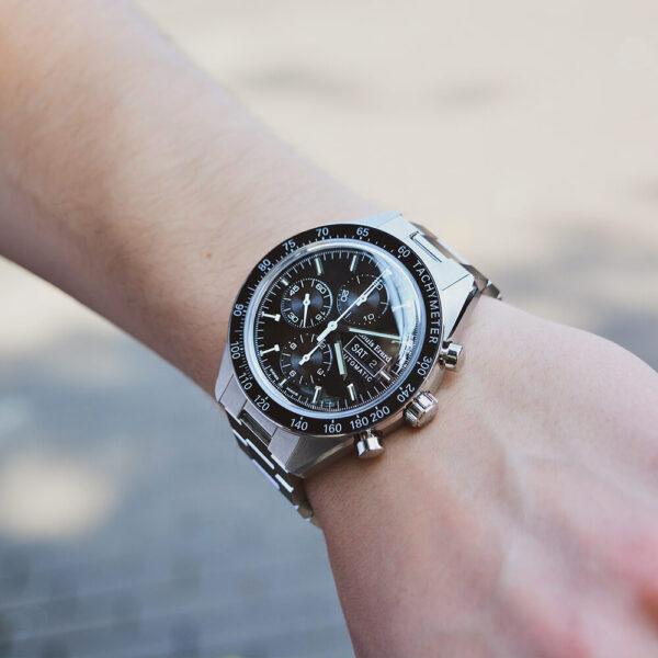 Мужские наручные часы LOUIS ERARD Sportive 78109AA02.BMA29 - Фото № 11