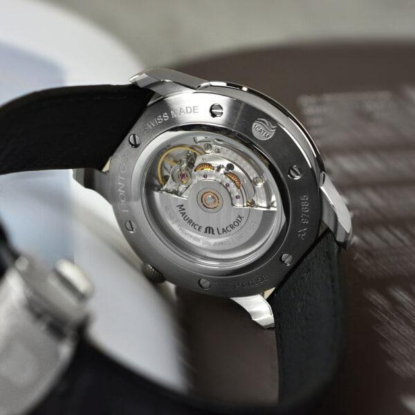 Мужские наручные часы MAURICE LACROIX Pontos PT6358-SS001-331-1 - Фото № 12