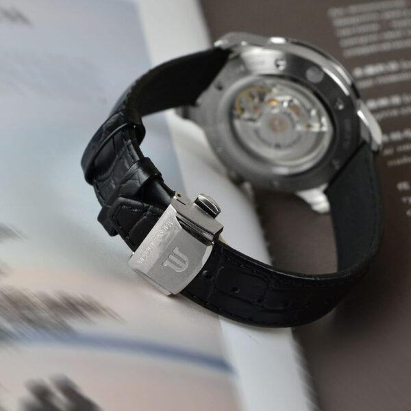 Мужские наручные часы MAURICE LACROIX Pontos PT6358-SS001-331-1 - Фото № 14