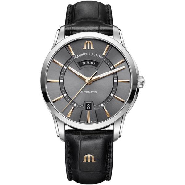 Мужские наручные часы MAURICE LACROIX Pontos PT6358-SS001-331-1