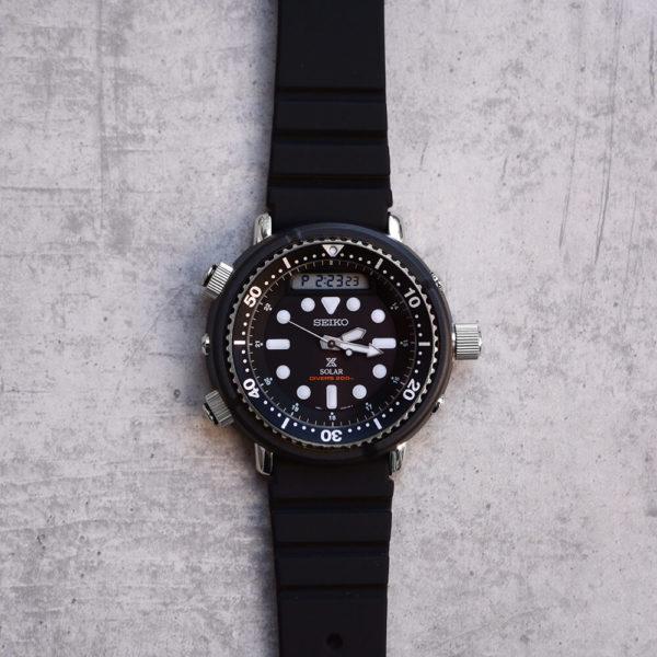 Мужские наручные часы SEIKO Prospex Arnie SNJ025P1 - Фото № 11