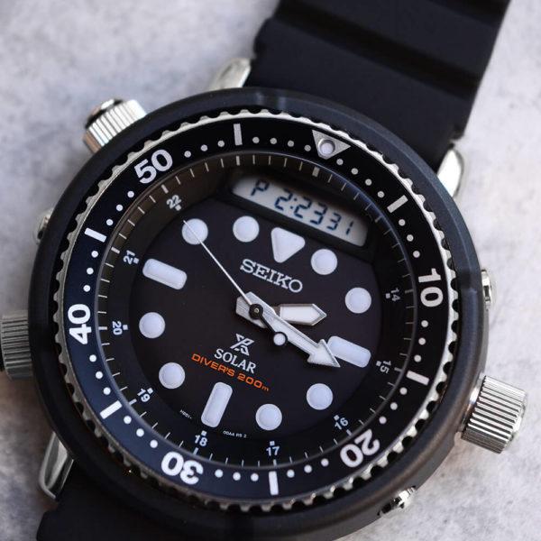 Мужские наручные часы SEIKO Prospex Arnie SNJ025P1 - Фото № 12