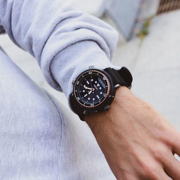 Мужские наручные часы SEIKO Prospex Arnie SNJ028P1 - Фото № 8