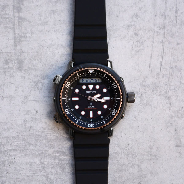 Мужские наручные часы SEIKO Prospex Arnie SNJ028P1 - Фото № 9